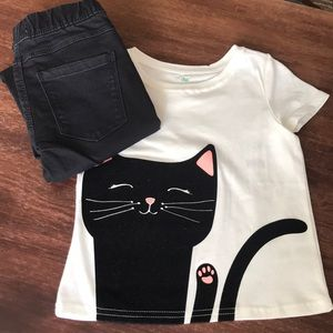 🔥5 for $20🔥 Cute kitty outfit